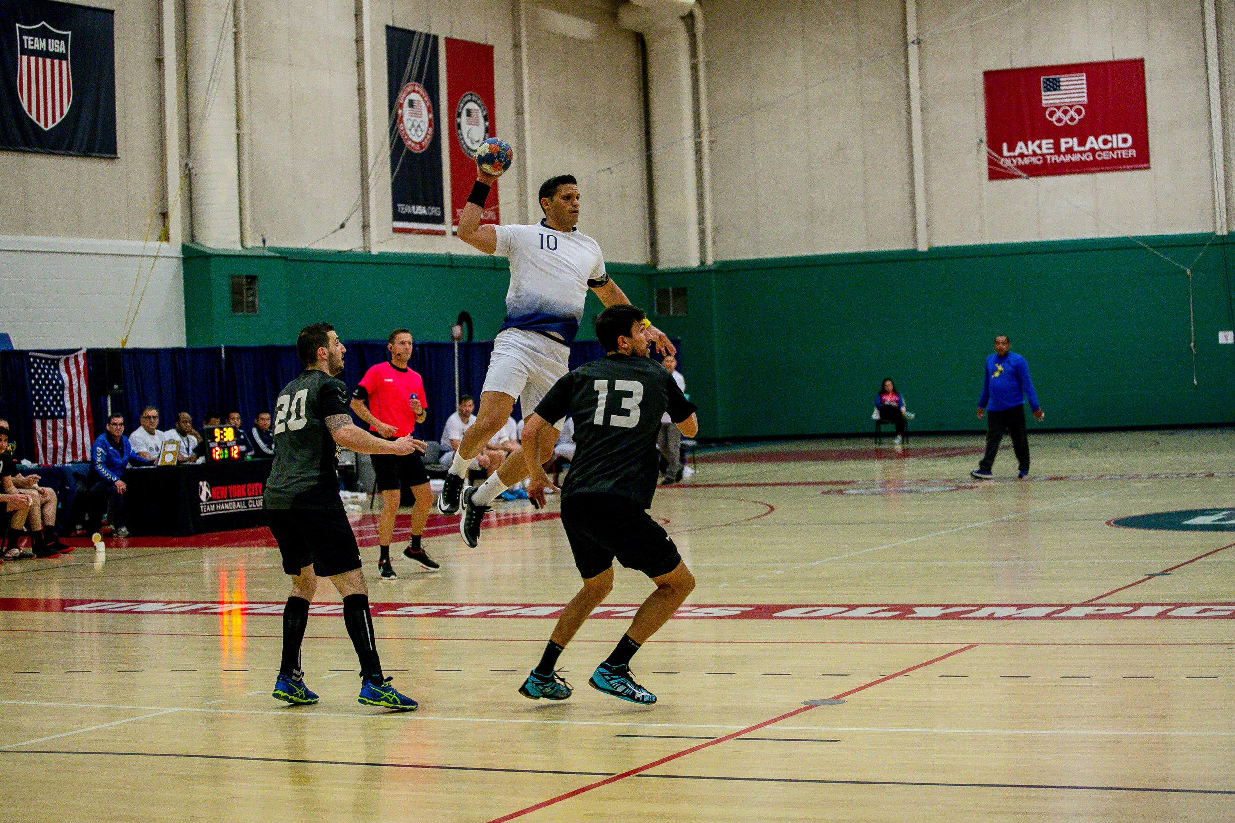 Gil Pires #10 - Los Angeles Team Handball Club
