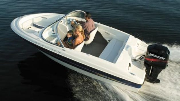 Bayliner 16' - from $105.50/hr*