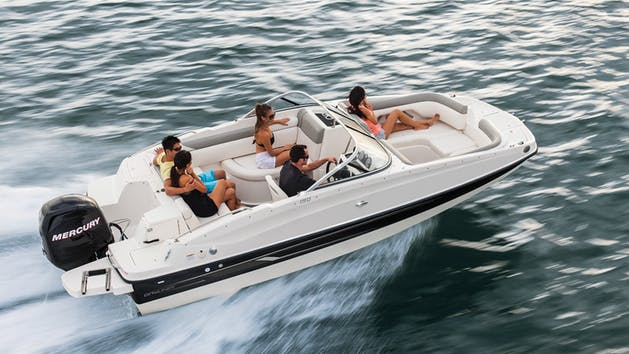Bayliner 19' - from $177.50/hr*