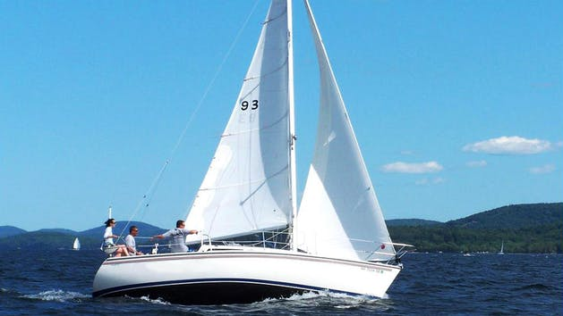 Catalina 270 - from $275