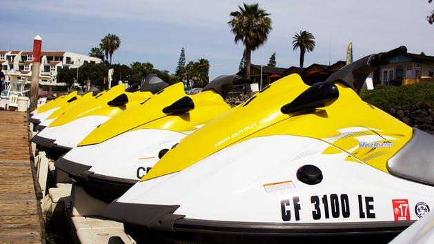 Jetski Tour of La Jolla - from $149