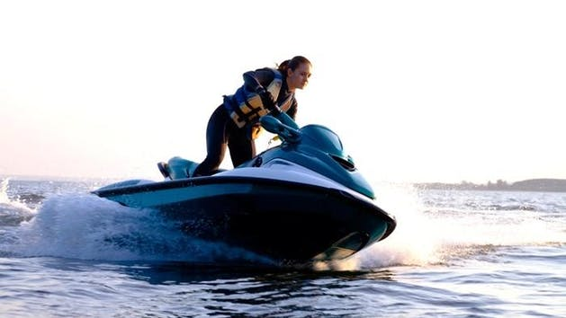 Jetski Tour of San Diego Bay - from $99