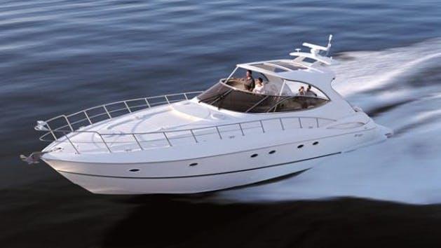 Cruiser 560 Express - from $1500