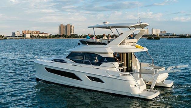 Aquila 44' Power Catamaran - from $1,500