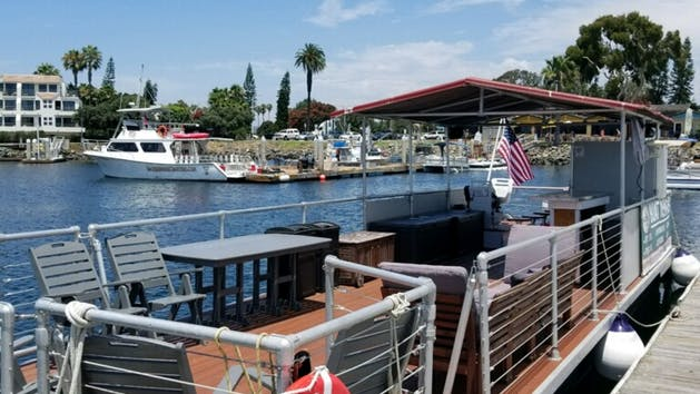 Party Cat Charter - from $1,200