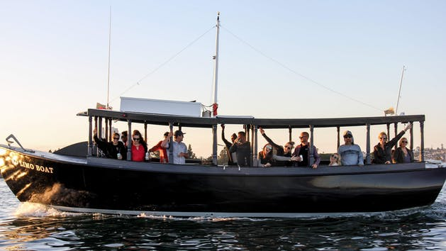 Limo Boat - from $700