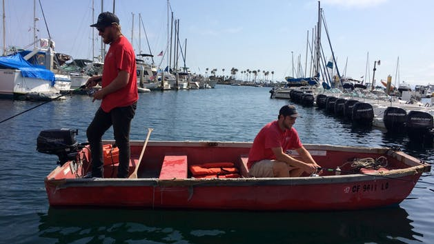 Bay Skiff - From $70