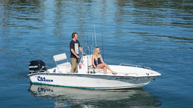 Sea Chaser 18' - from $195
