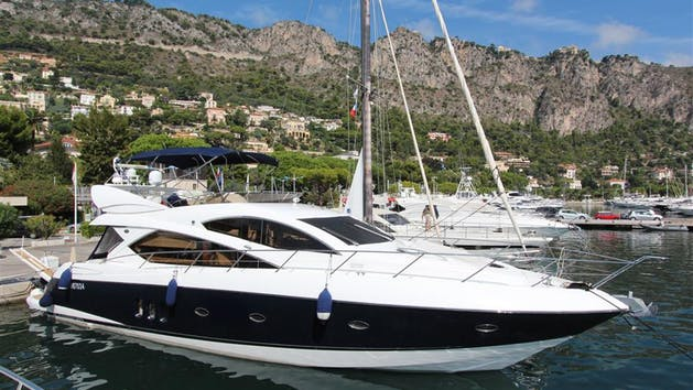 57' Sunseeker - from $1,500