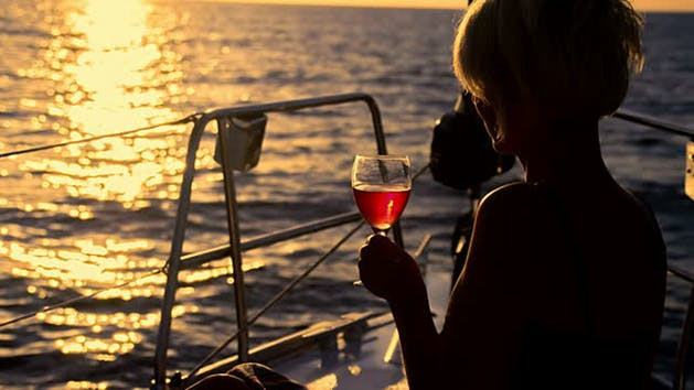 Romantic Sunset Sail - from $275