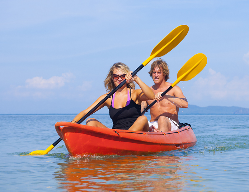 Double Kayak - from $20