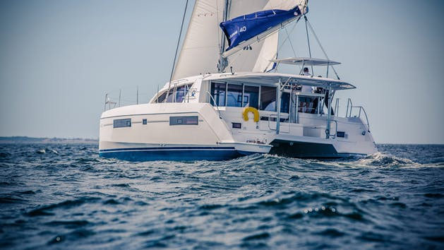 Leopard 40' - from $1,000