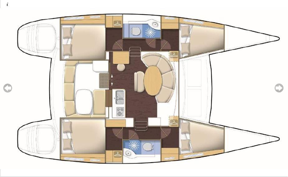 Lagoon 380 layout.png
