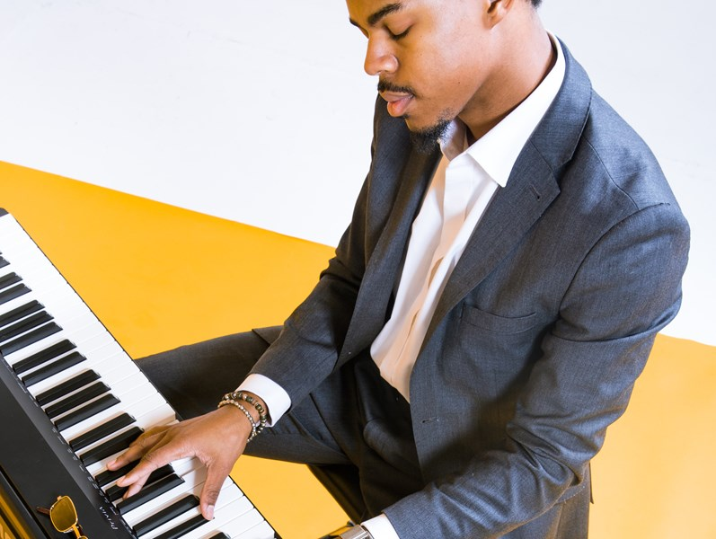 Philip Adair - Philip Adair is an Atlanta native jazz pianist, classically trained, with over 12 years of private gig experience under his belt and a Bachelors degree in music.With jazz and classical music as his foundation, he is well versed in soul music, r&b, top 40 hits, traditional wedding music, and holiday tunes as well as a few classical pieces to round out his repertoire.Philip also performs with a variety of ensemble variations upon request: He loves to perform as a duo act accompanying a singer, in his own instrumental jazz trio, quartet, or quintet including horn players, all the way up to a full band of 7 or 8 pieces.
