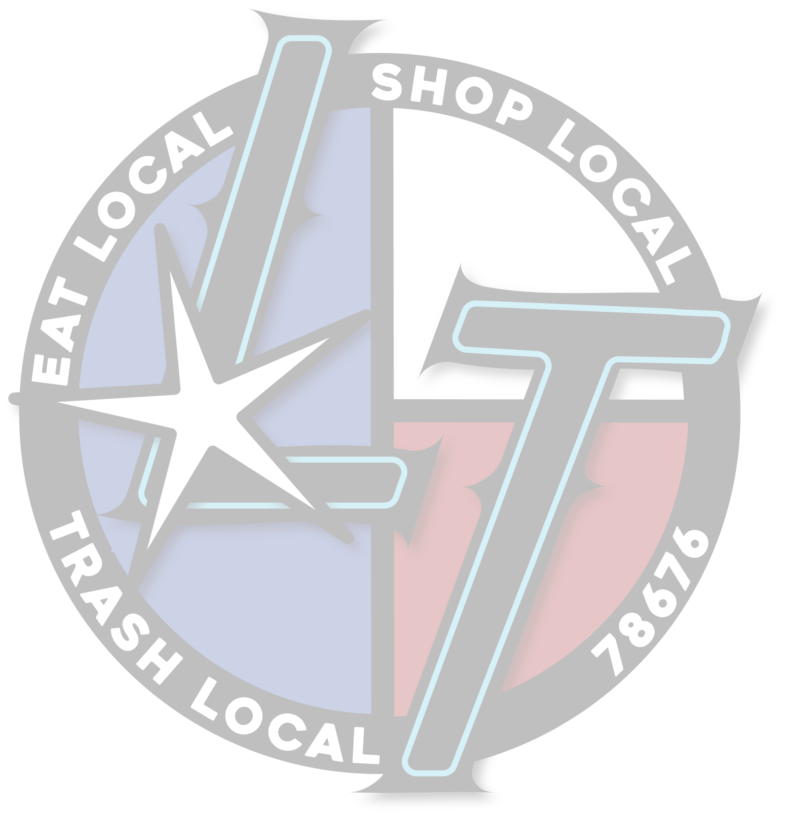 We Live Here. - At Local Trash we truly are local. We are a family owned business and Wimberley has our hearts. We live here, play here, eat here, shop here and we work here.