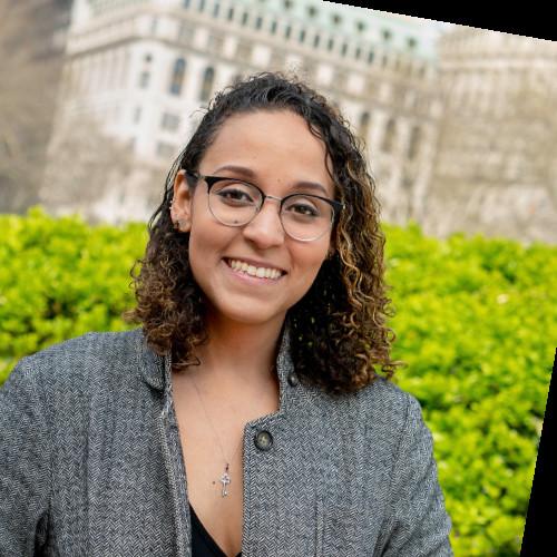 Sydney Henriques-Payne    Organizational Strategist    she/her/hers