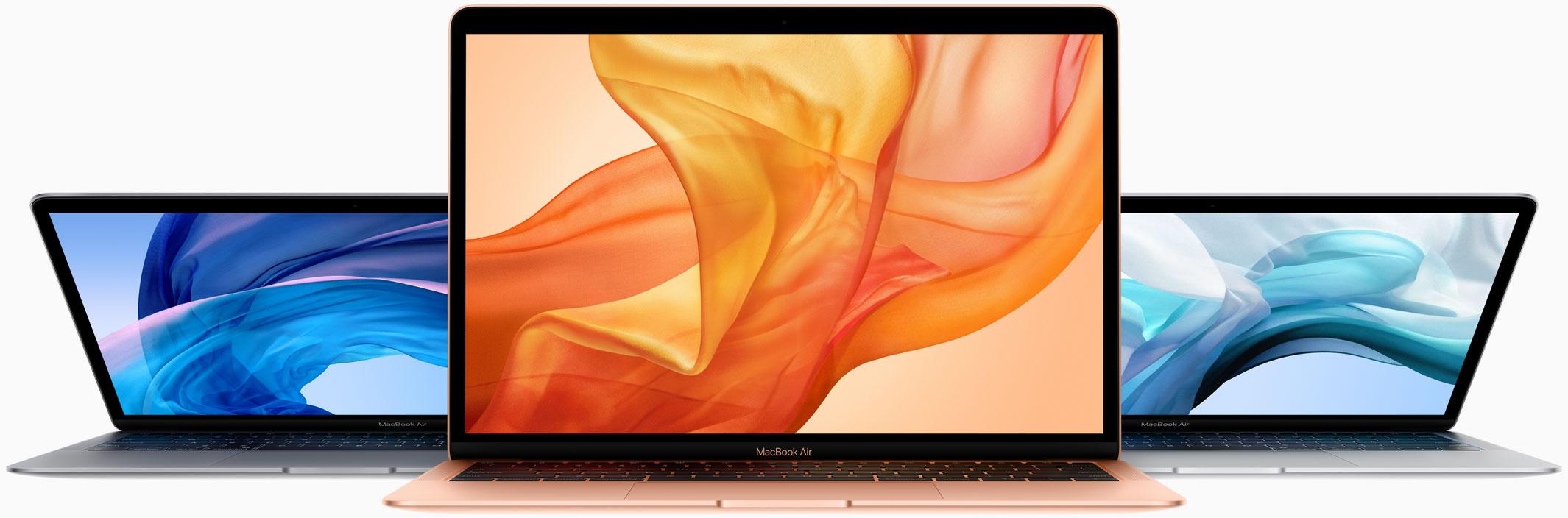 Lightness strikes again. - MacBook Air