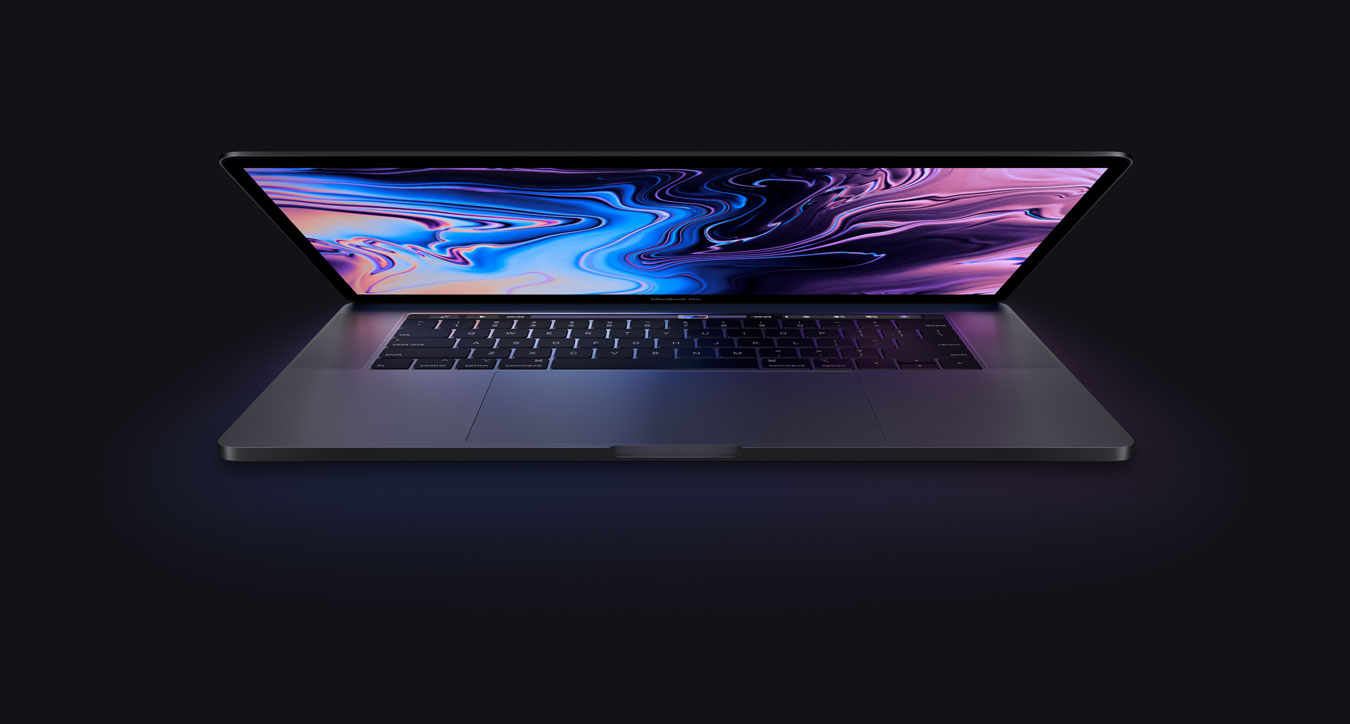 More power. More performance. More pro. - MacBook Pro