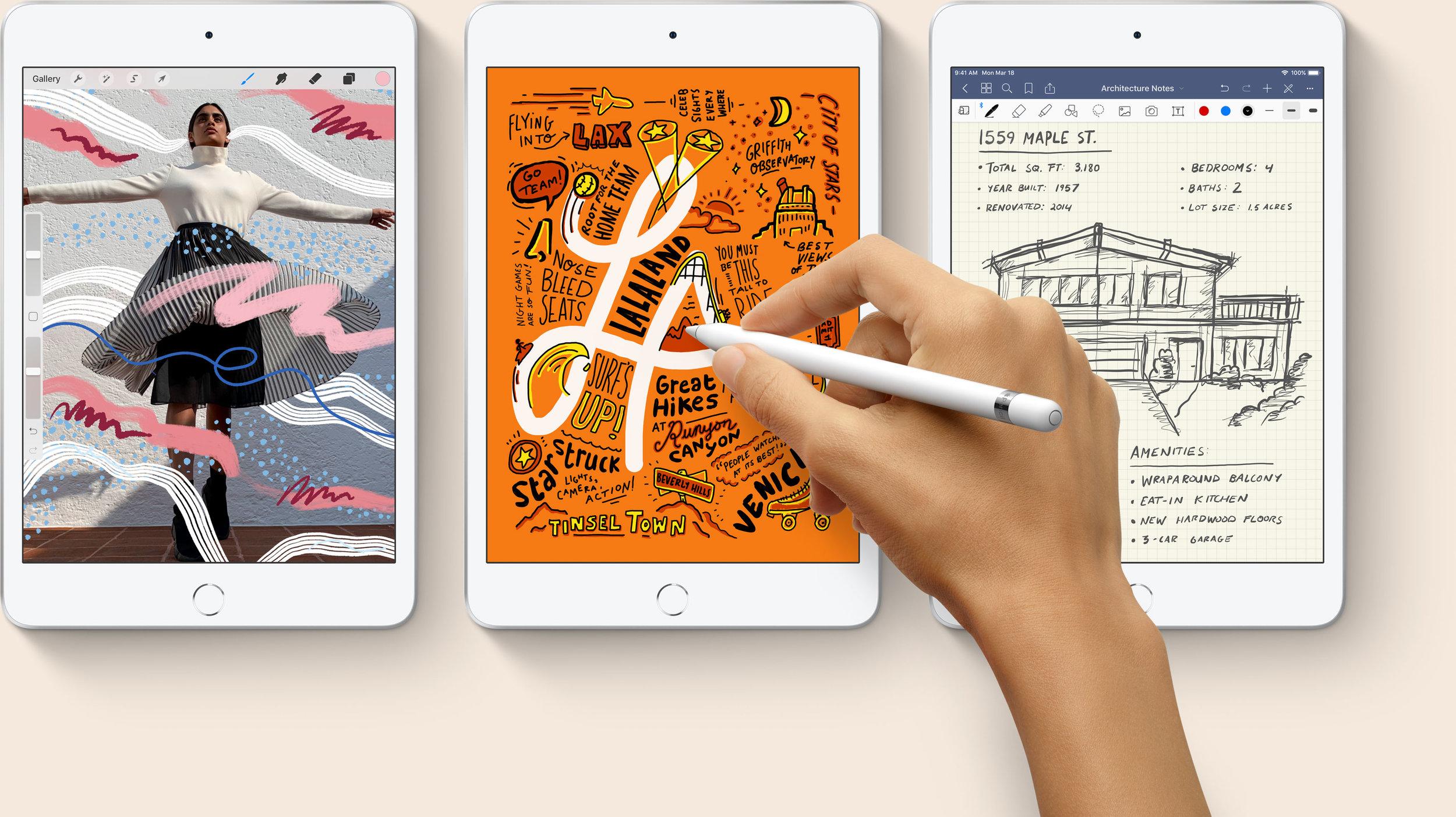 iPad mini - Mini just got mightier.