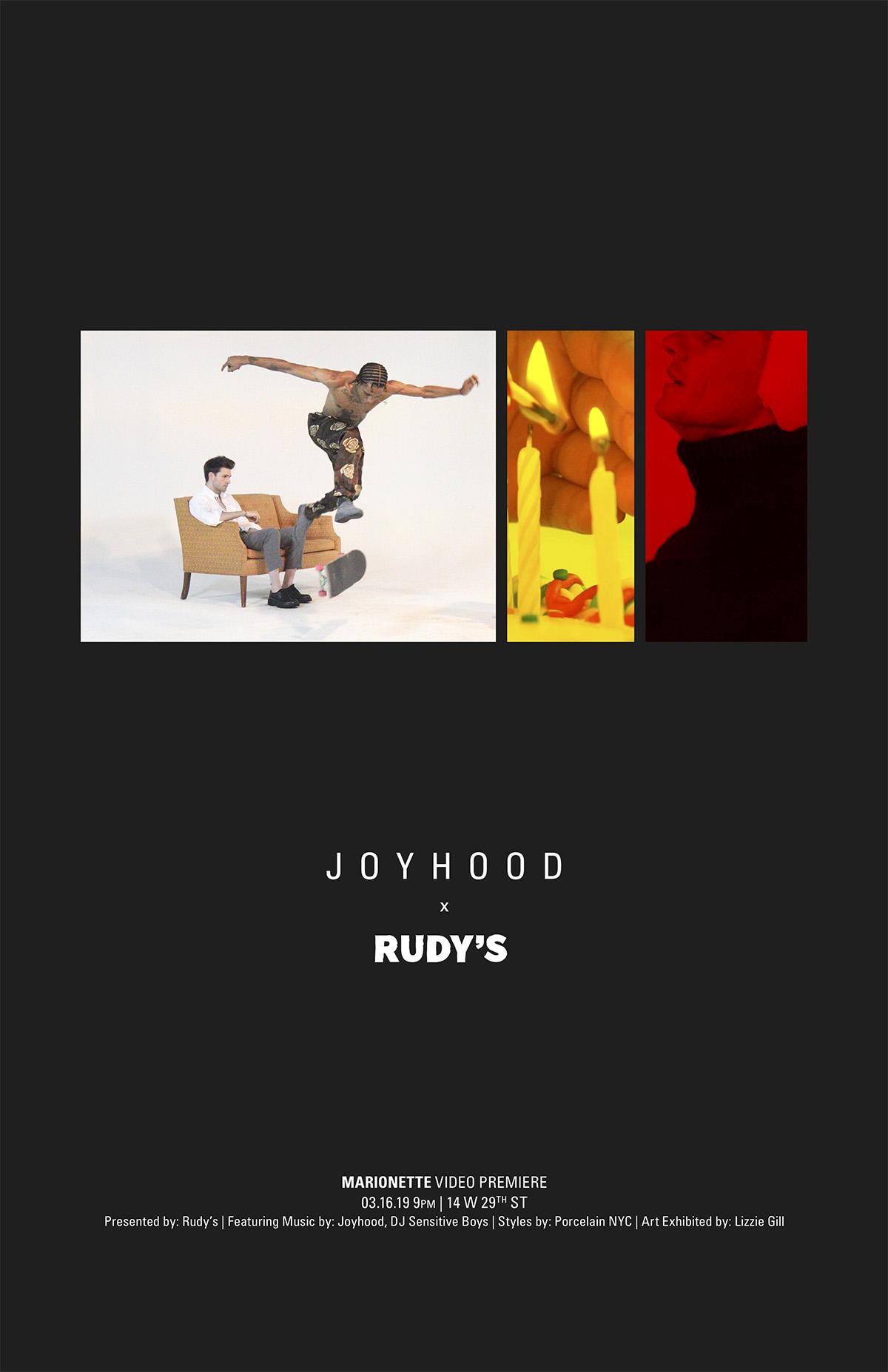 joyhood, rudy's, show, marionette