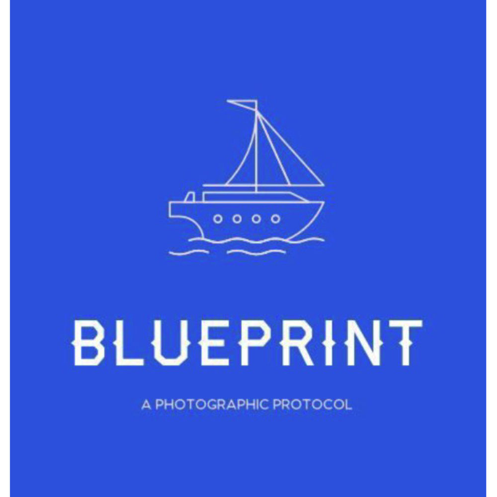 """Blueprint"" App logo developed by the winning Challenge team"
