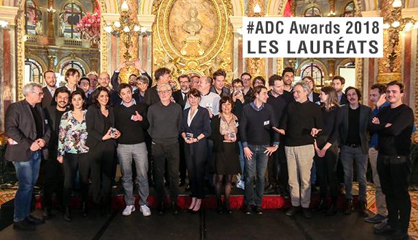 ADC AWARDS 2018 - Lauréat avec le projet de 26 logements participatifs à Montreuil