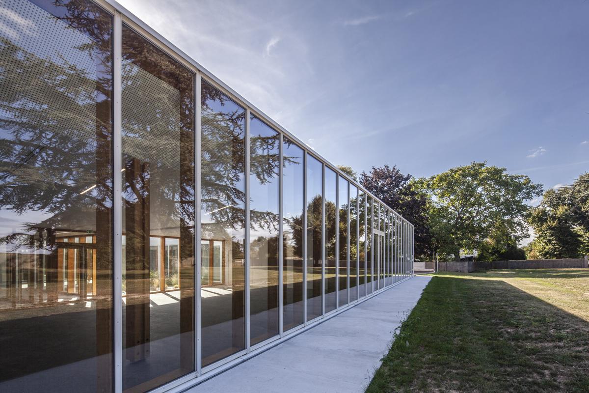 Livré ! Centre d'activités scolaires et périscolaires de Bonneuil-en-France. Septembre 2018