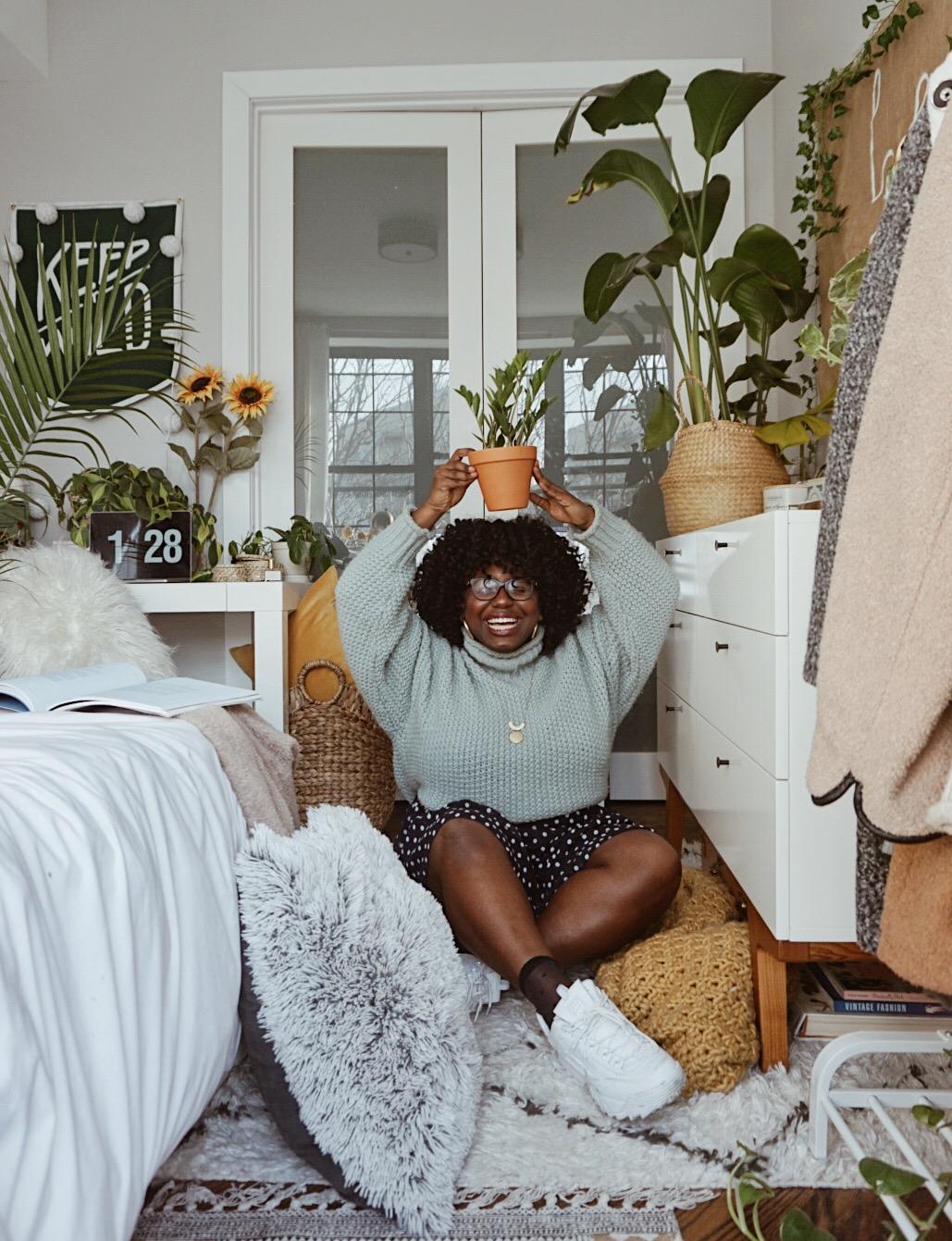 lifestyle blogger