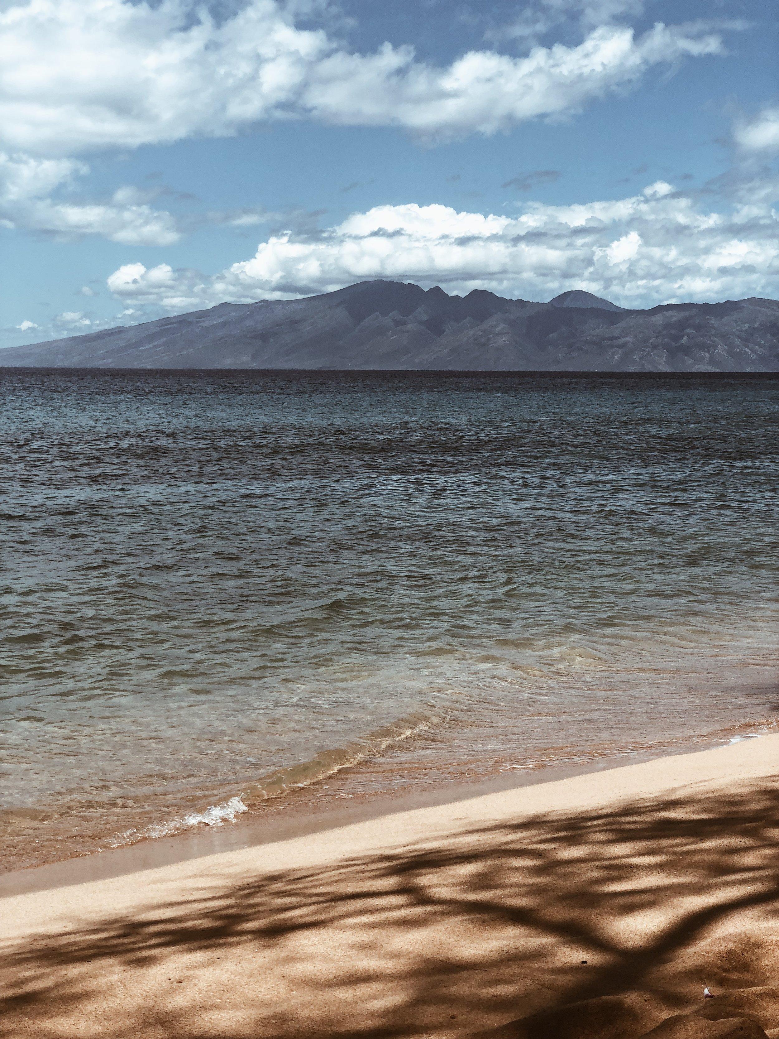 maui Hawaii beach vacation