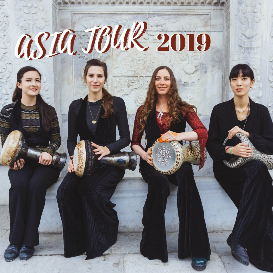 Ladies of Dum Asia Tour