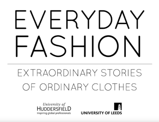 Cyana Madsen presented her paper   A Pocket History: Exploring Object Biography in the Francis Golding Collections   at the University of Huddersfield and University of Leeds conference,  Everyday Fashion: Extraordinary Stories of Ordinary Clothes  in June 2019.
