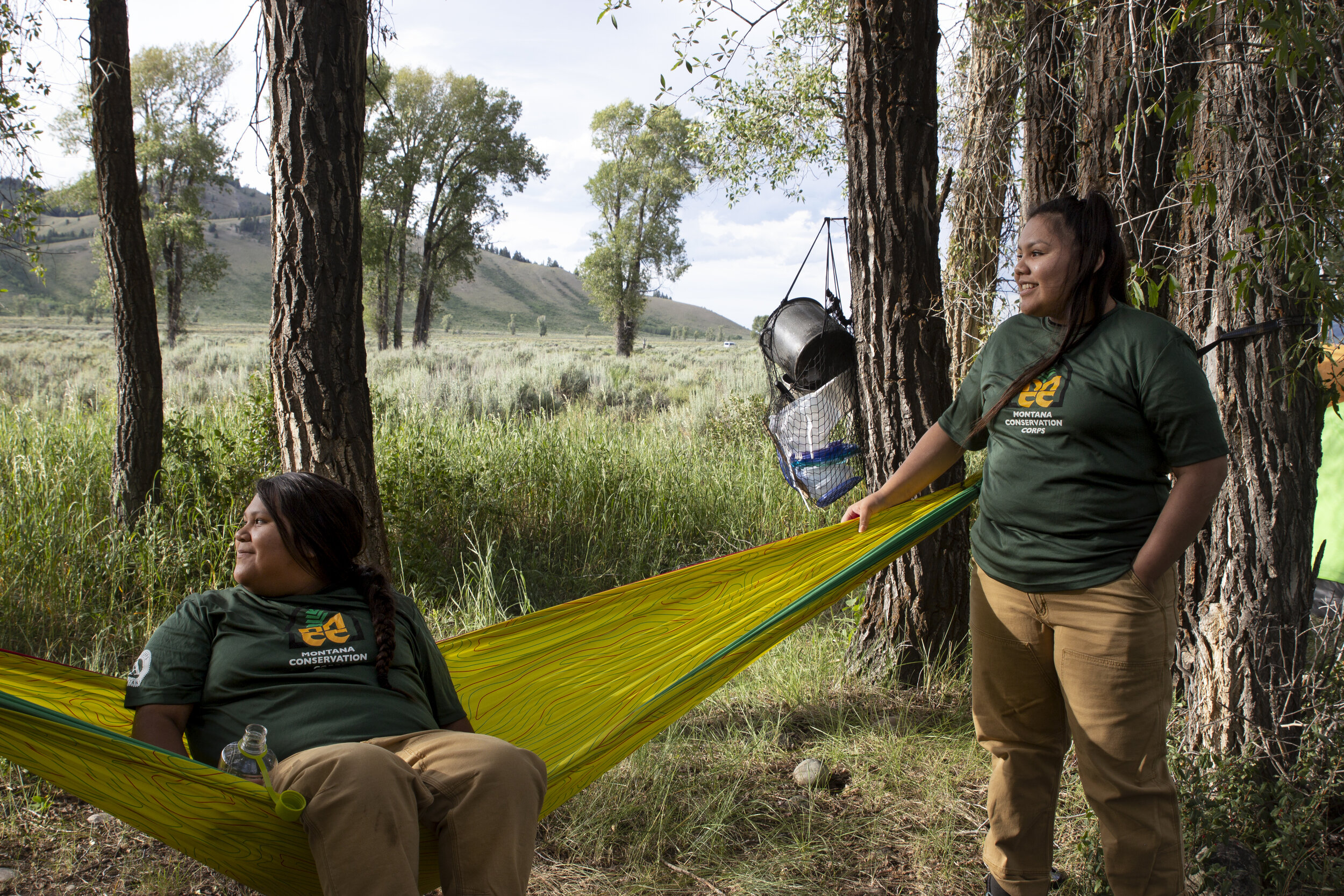 Grand Teton National Park Foundation- Youth Conservation Corps