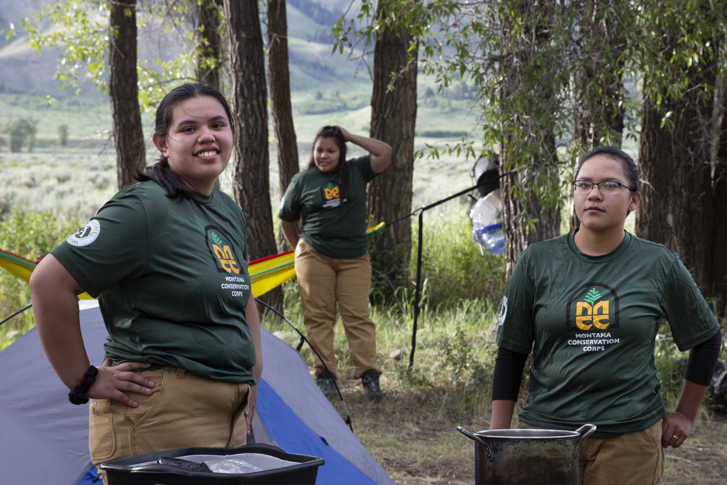 Two weeks of camaraderie and preservation of our public lands