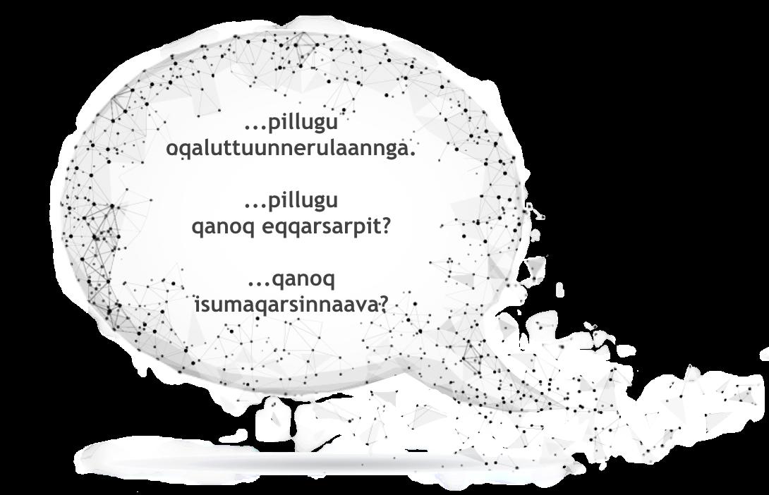 TANKEVÆKKENDE SPØRGSMÅL
