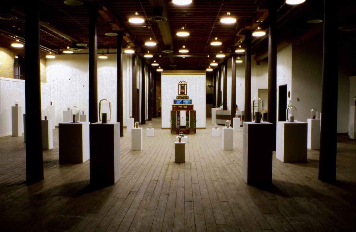Hall of Souls - installation view