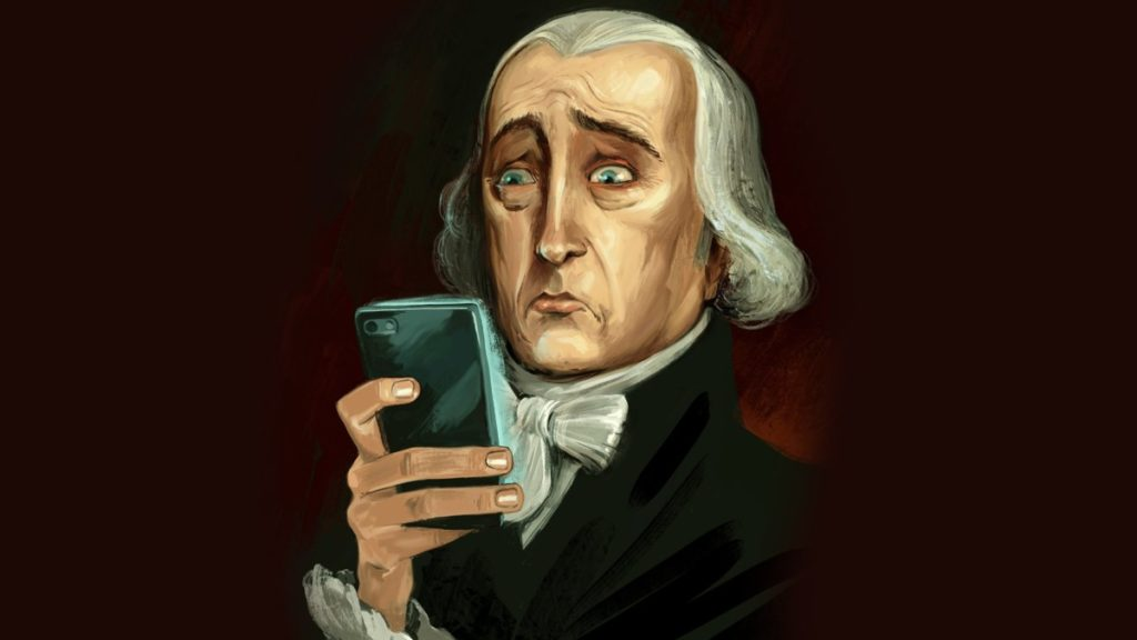 James Madison and How Technology Changed Politics.jpg