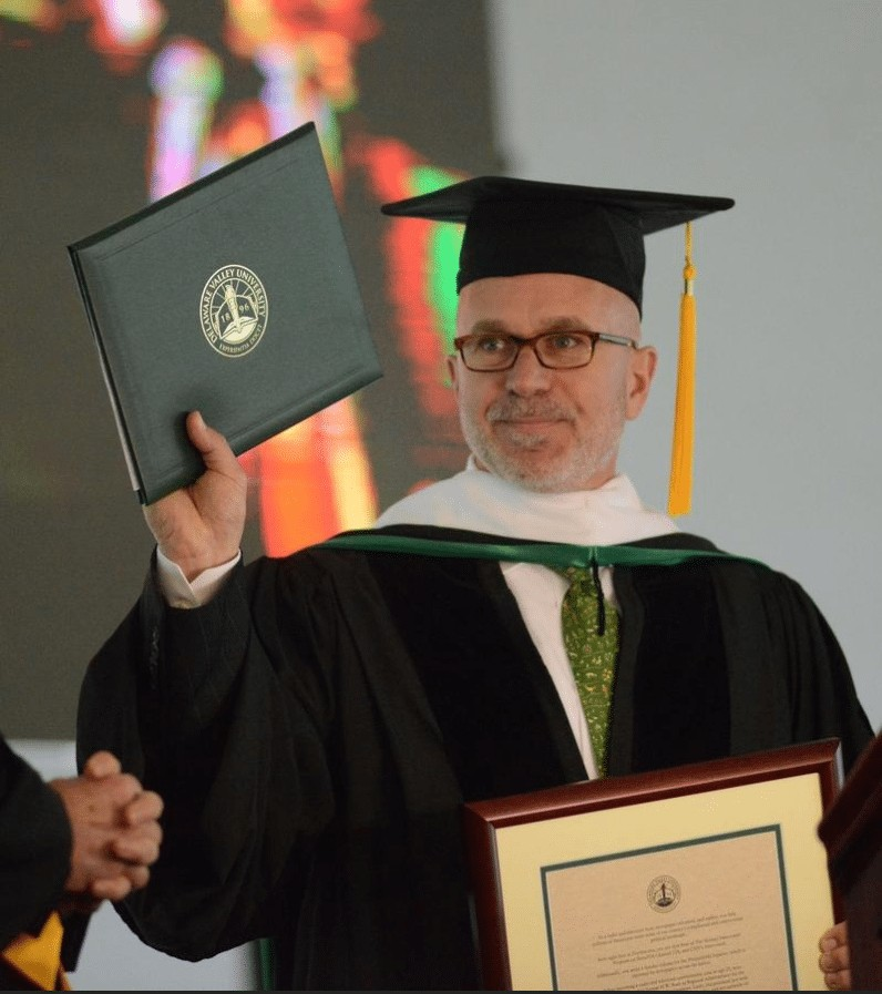 Michael's commencement address at Delaware Valley University (May 2018)