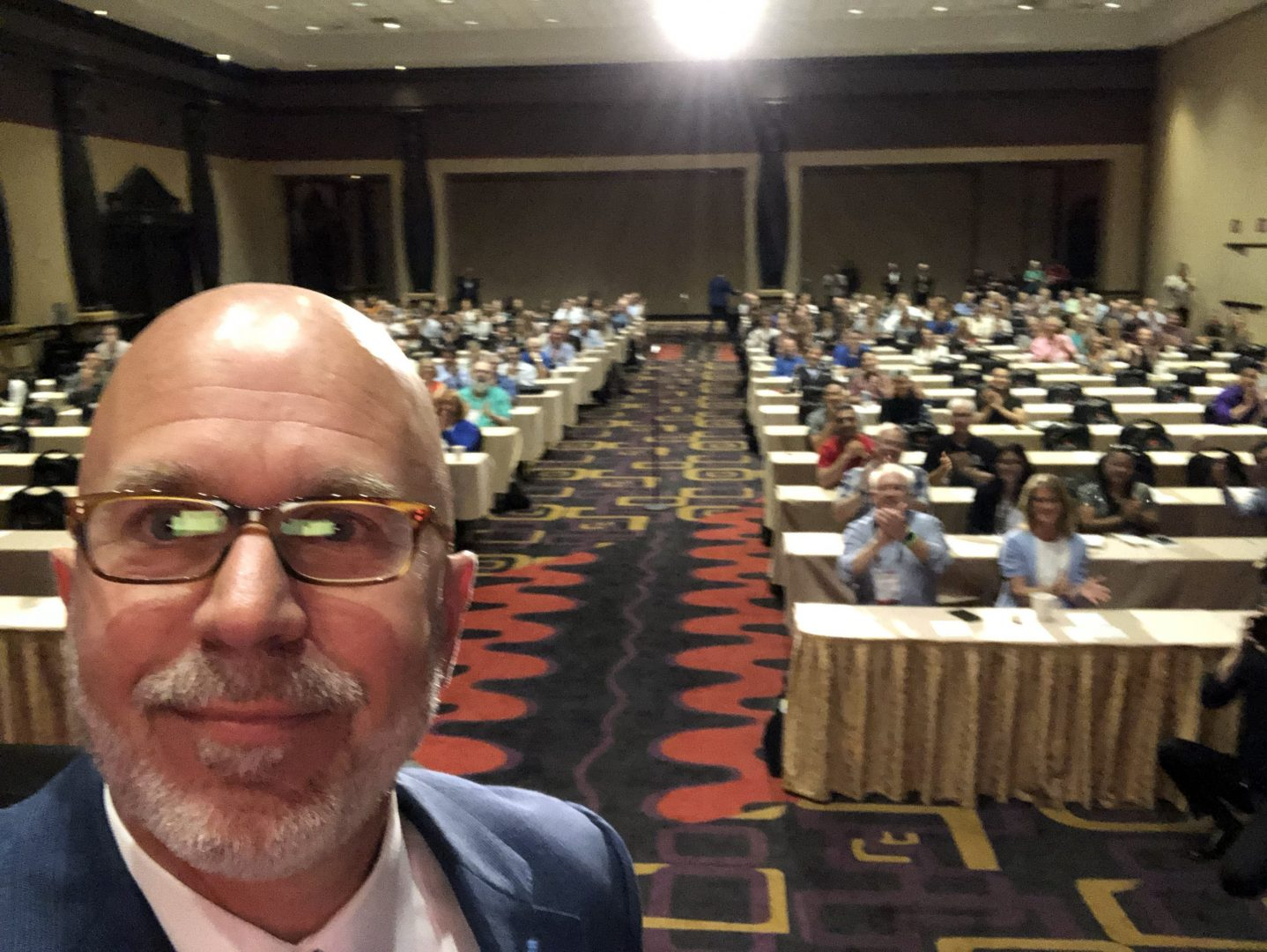 Michael's keynote presentation at AbacusNext's AbacusMaximus conference; Las Vegas, NV (July 2018)