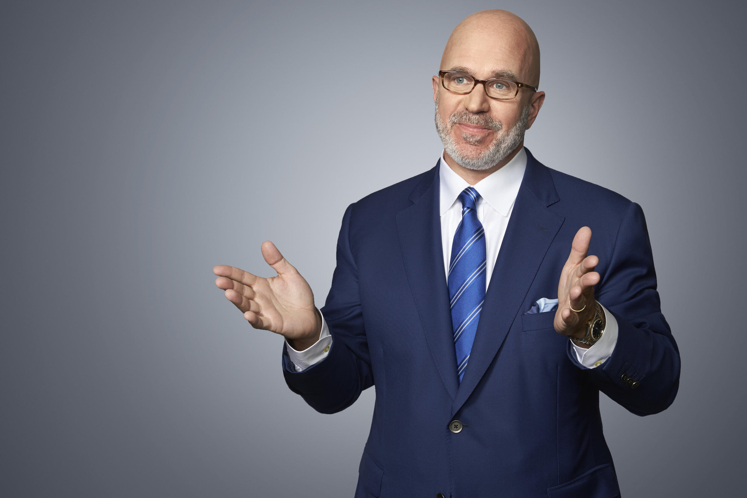 Michael is the host of his radio show on SiriusXM and his TV show Smerconish on CNN.