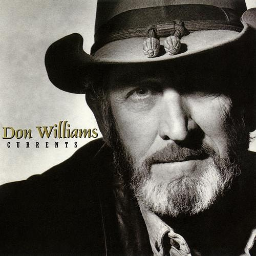 "March 10, 1992 ""Currents"" Produced by:  Don Williams & Garth Fundis RCA Nashville  #donwilliams #donwilliamsmusic #gentlegiant"
