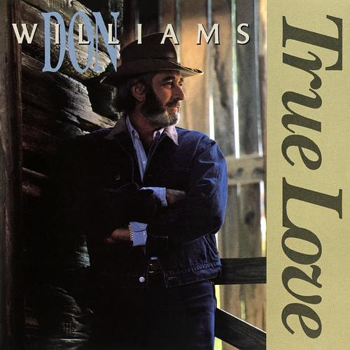 "August 7, 1990 ""True Love"" Produced by:  Don Williams & Garth Fundis RCA Nashville  #donwilliams #donwilliamsmusic #gentlegiant"