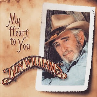 "27 April 2004 ""My Heart To You"" Produced by:  Don Williams  #donwilliams #donwilliamsmusic #gentlegiant"