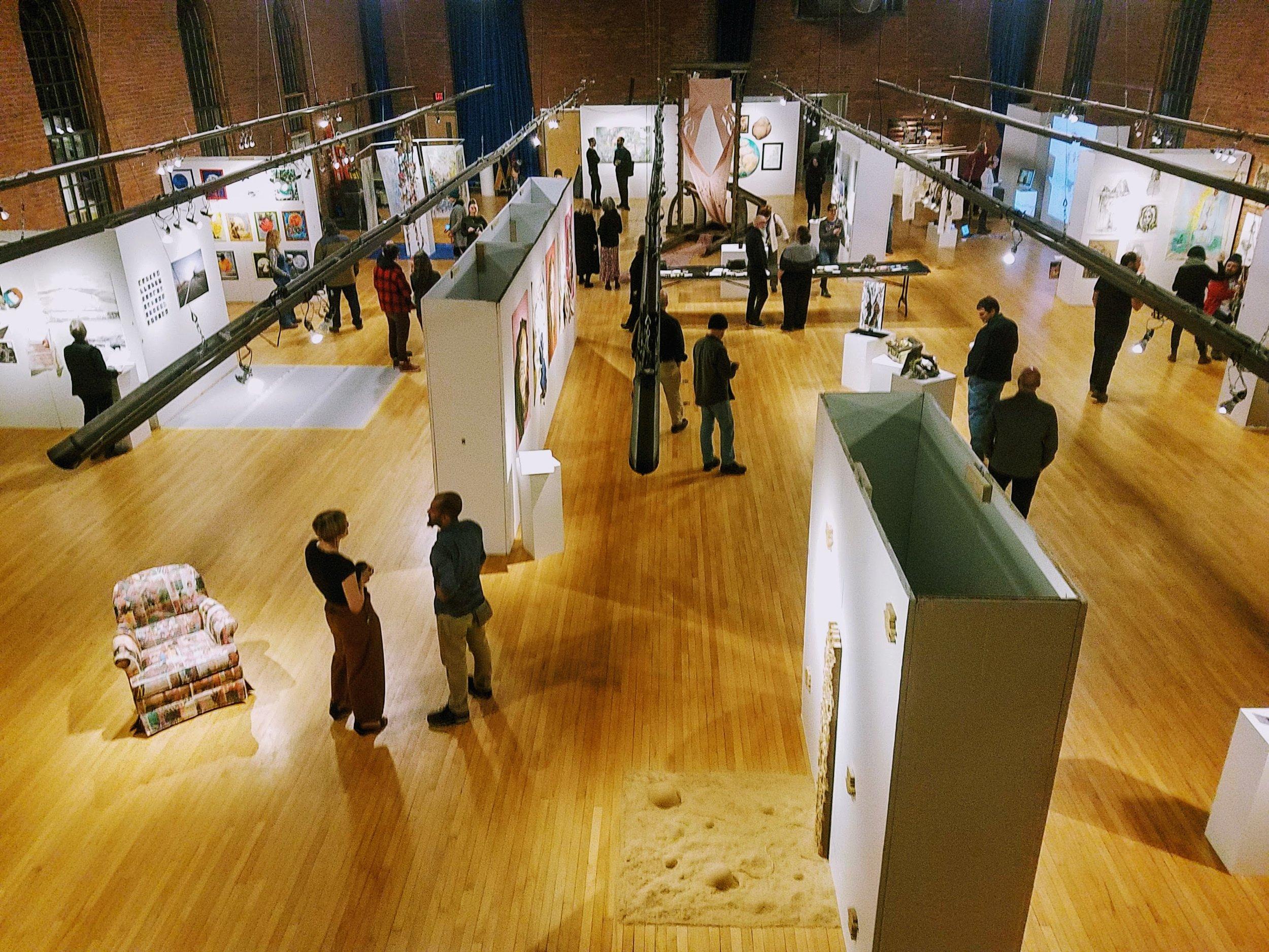 VCFA Student Exhibition