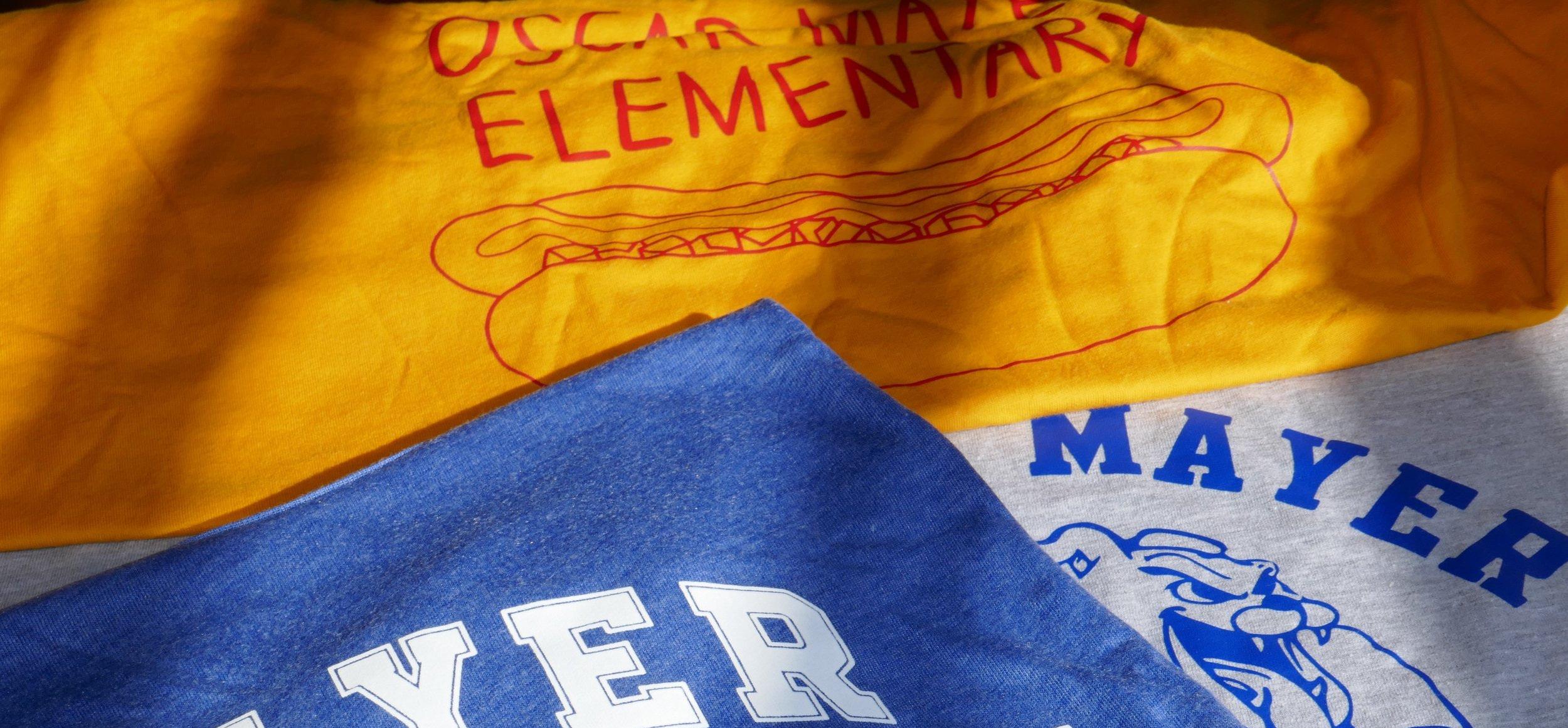 Oscar Mayer Magnet School Bulldog Spirit Wear
