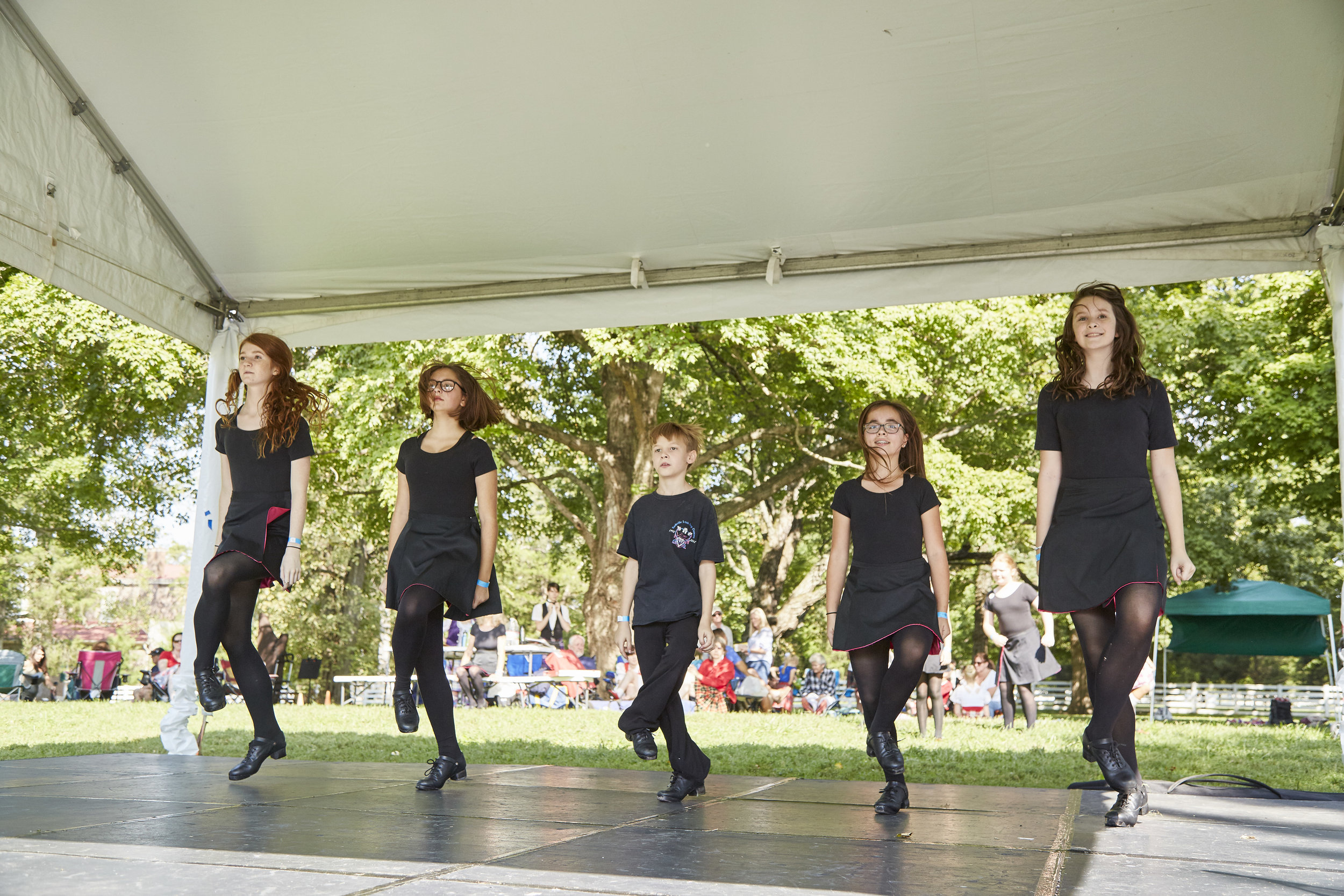 Nashville Irish Step Dancers