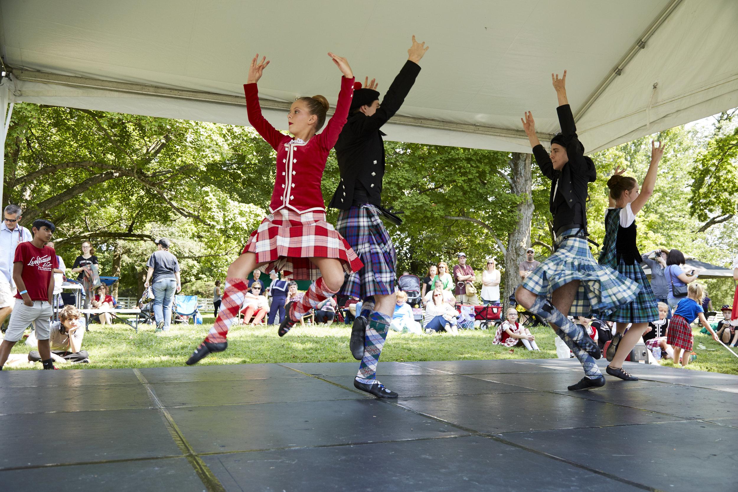 Glengarry Highland Dancers