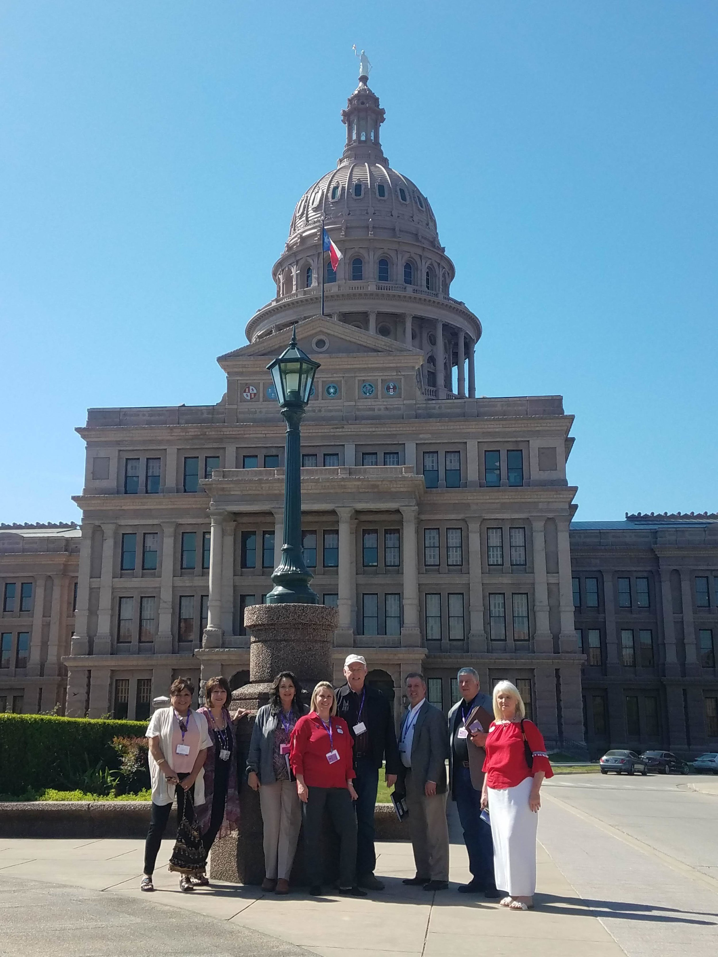 Realtor Day @ the Texas Capitol: March 26, 2019 - Members of the Heartland Association of Realtors were among nearly 3,000 REALTORS who participated in REALTOR Day at the Texas Capitol on March 26, 2019.During the meetings, REALTORS discussed priorities such as support for property tax and school finance reform, better disaster response in our state, defense against forced annexation, and support to keep the Texas Real Estate Commission operating.The Heartland REALTORS met with Mike Lang's office and JD Sheffield. It was important for  us toshare the REALTOR position on important property rights issues and to see which of those issues weremost important to our representatives.