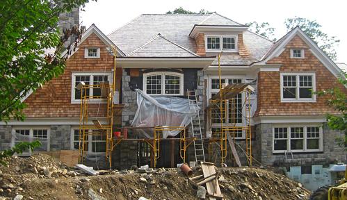New Home Build in Progress