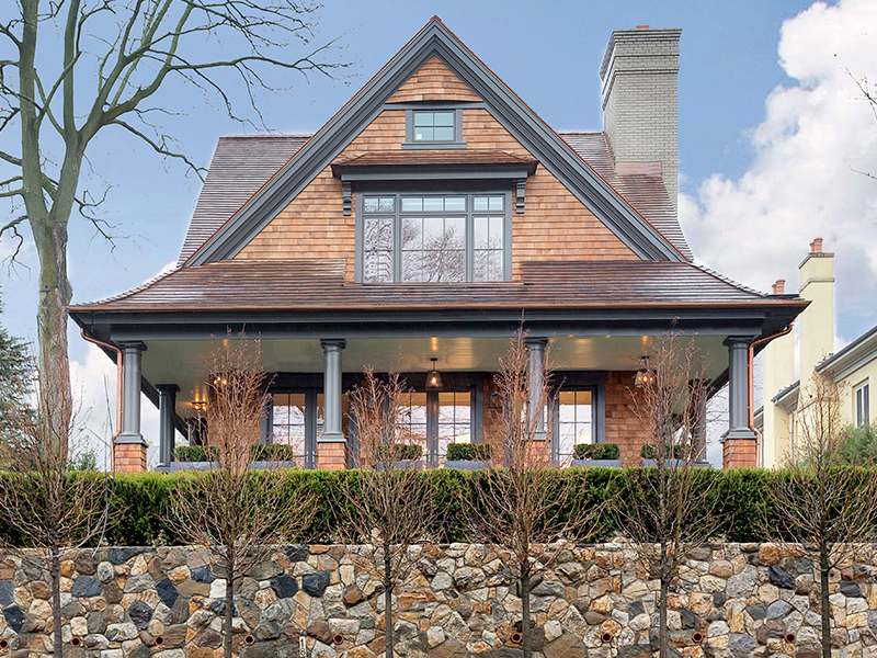 Urban Shingle Style -