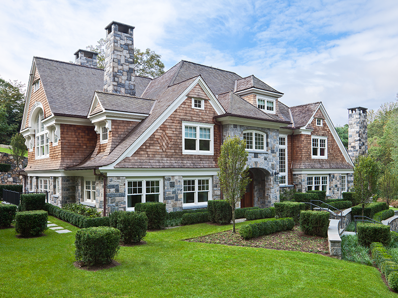 Traditional Shingle Style -